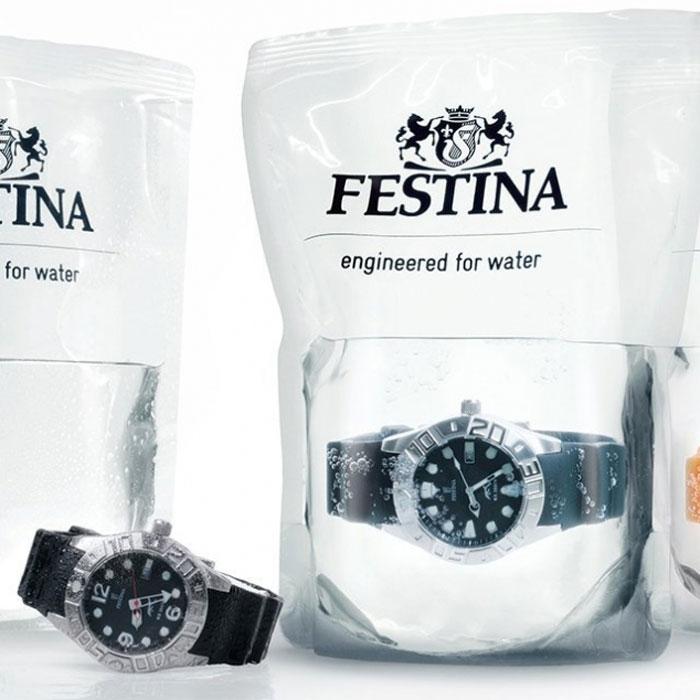 креативная упаковка для часов