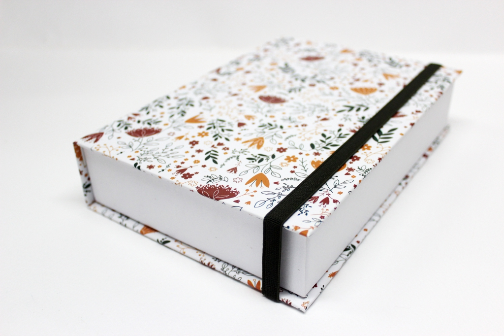 Подарочная упаковка книга
